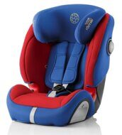 Britax Römer Evolva 1-2-3 SL SICT Limited Edition Football